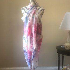 JC Sunny jellyfish patterned sarong